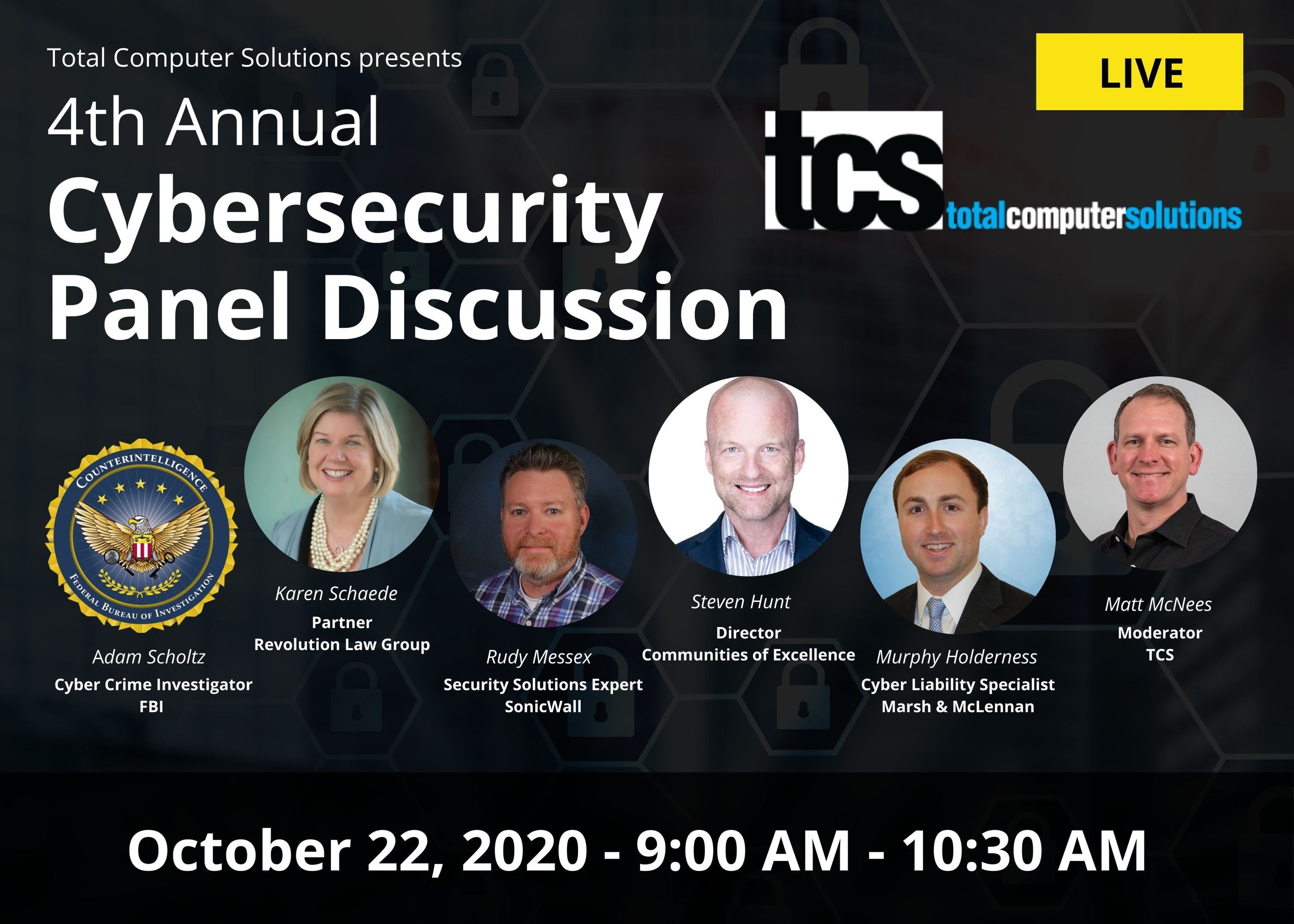 Copy of 4th Annual Cybersecurity Panel Discussion